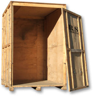 Removals To Greece Containerised Storage